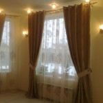 шторы для гостиной -10