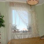 шторы в спальню -4