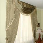 шторы для гостиной -30