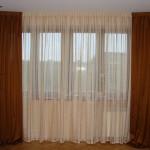 шторы для гостиной - 15