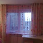 шторы в детскую комнату для девочки -3