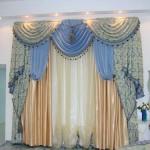 шторы для гостиной -23