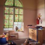 шторы-плиссе в детскую