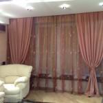 шторы для гостиной -9