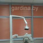 жалюзи горизонтальные для стоматологического кабинета