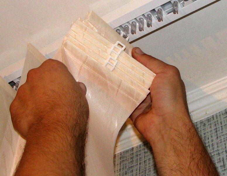 Инструкция крепление жалюзи на пластиковые окна