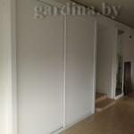 шкаф с раздвижными дверями белый