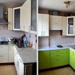 ремонт кухнонной мебели, гарнитура