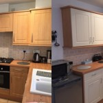 замена фасада кухонной мебели цена