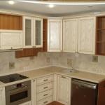 замена фасада кухонного гарнитура