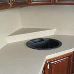 ремонт столешницы на кухне
