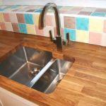 замена столешницы кухонной