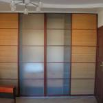 замена двери в шкафу-купе